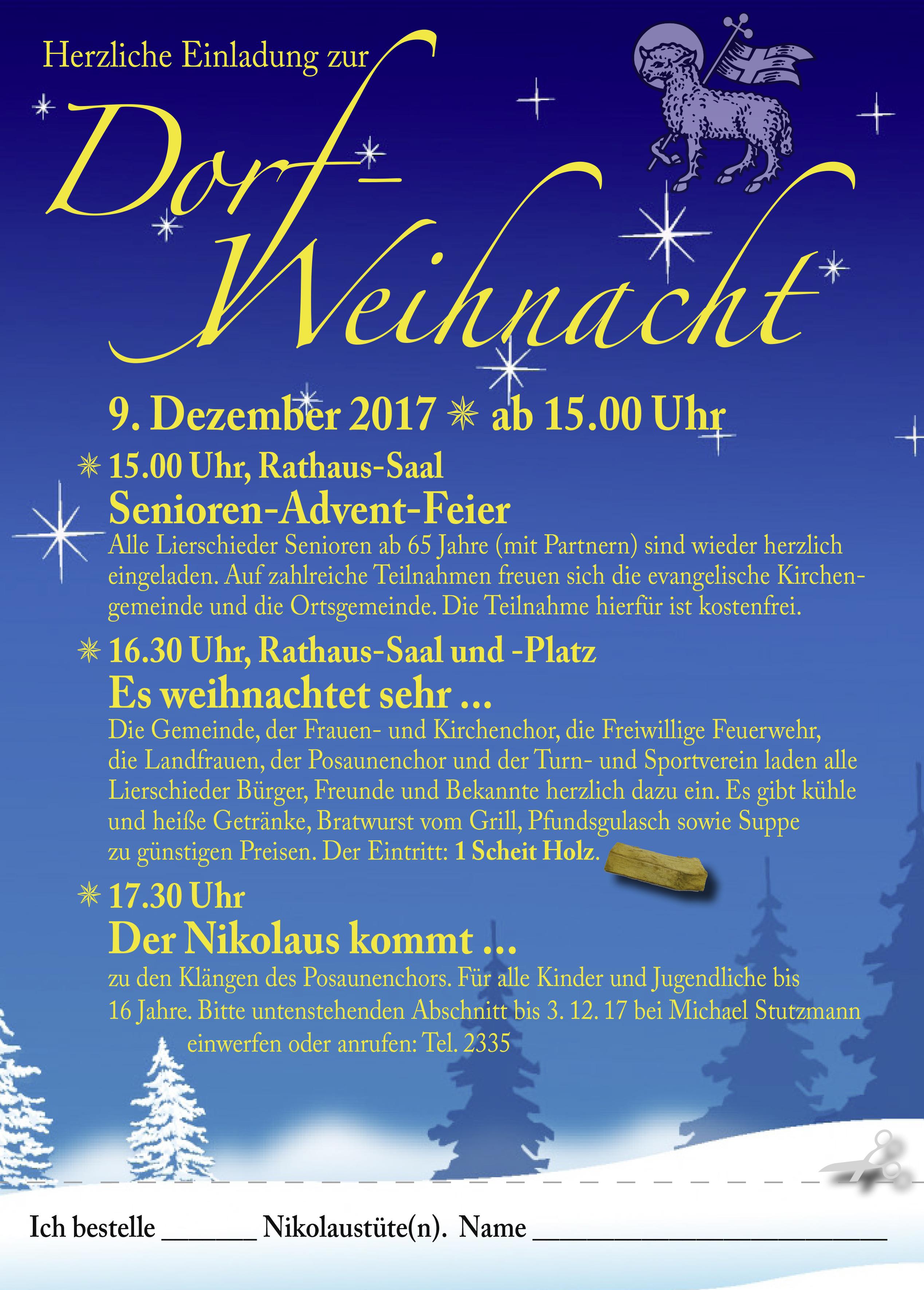 Dorf-Weihnacht 2017.indd